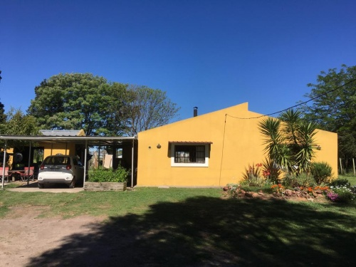 Campo / Chacra en Alquiler Turistico en Mercedes, Soriano