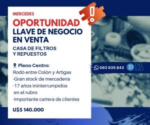 Locales comerciales en Venta en Mercedes, Soriano