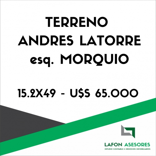 Terrenos en Venta en CENTRO, Salto