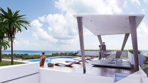 Apartamentos enen Quinta Avenida, Playa Del Carmen, Quintana Roo