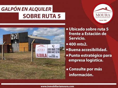Galpón en Alquiler en Tacuarembó