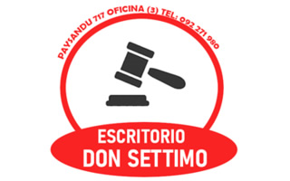 Escritorio Don Settimo