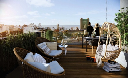 Apartamento en Venta en Punta Carretas, Montevideo