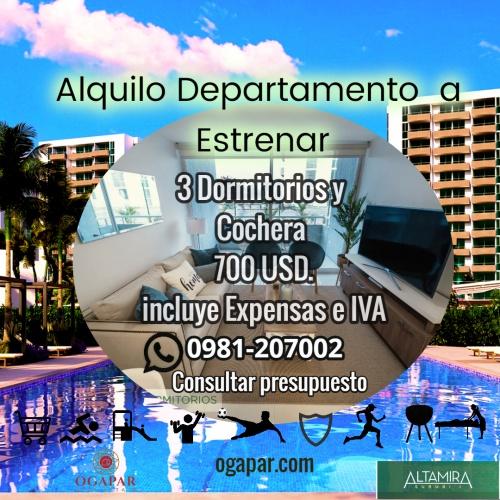 Departamentos en Alquiler-Renta en Mariano Roque Alonso, Central