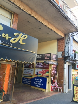 Local Comercial en Alquiler en Salto, Salto