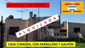 Casa en Alquiler en Libertad