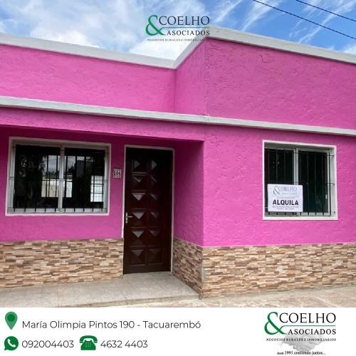 Casas en Alquiler en Tacuarembó