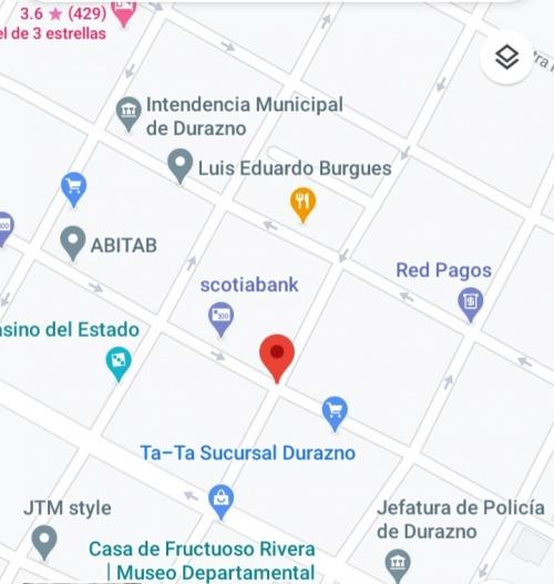 Casas y Apartamentos en Alquiler en Barrio Centro, Durazno , Durazno