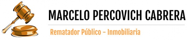 Inmobiliaria Rematador Marcelo Percovich Cabrera