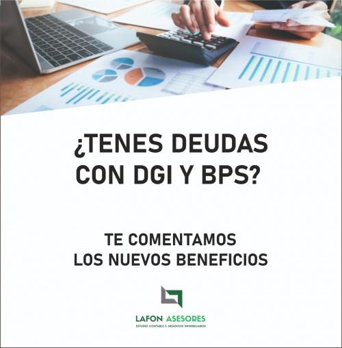 NUEVO RÉGIMEN DE FACILIDADES BPS / DGI
