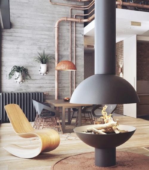 Diseño Industrial en hogares